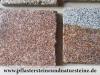 """VARIANTE NR. 1 - """"Antikplatten"""", Antik-Granit-Platten, """"Gredplatten"""", """"Krustenplatten"""", veraltete Platten (nass - Beispiel)..., Granit aus Polen, Platten für den Garten- und Landschaftsbau, Gehwegplatten, Abdeckplatten, Polygonalplatten, Terrassenplatten, Naturstein aus Polen, unterschiedliche Farben, Formate"""