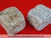 Antik-Granit-Pflastersteine, GESPALTEN, ZUSÄTZLICH GETROMMELT, Granit-Pflastersteine, Granit-Würfel, Natursteinpflaster, allseitig gespalten und zusätzlich getrommelt (Antik Pflastersteine, Antikpflaster, getrommelte Pflastersteine), grau-gelb und grau, Mittelkorn, trocken (Pflastersteine aus polnischem Granit... Natursteine aus Polen), Pflastersteine aus Polen, Pflastersteine aus Schweden, Naturstein aus Polen