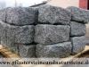 Granit-Mauersteine getrommelt zurzeit nicht erhältlich - Antik-Granit-Mauersteine / Naturstein-Mauer / Granit-Mauer (rustikal, getrommelt, gerundet und ohne scharfe Kanten)..., Granit-Mauersteine aus Polen, Mauersteine für eine Natursteinmauer, Polengranit