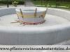 Spezielle Bestellung - Natursteinbrunnen (grauer Granit aus Polen), Naturstein aus Polen, Polengranit