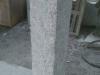 Sonderanfertigung aus Naturstein - Palisaden aus Granit / Granitpfosten / Zaunpfosten aus Granit / Natursteinpfosten / Granitsäulen / Granitpalisaden / Granitstelen (grauer Granit aus Polen), Naturstein aus Polen, Polengranit