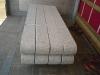 Sonderanfertigung aus Naturstein - Palisaden aus Granit / Granitpfosten / Zaunpfosten aus Granit / Natursteinpfosten / Granitsäulen / Granitpalisaden / Granitstelen (grauer Granit aus Polen)