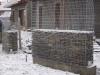 Frostbeständige Natursteine (Schiefer) aus Polen für Gabionen…, (Schiefer aus Polen)