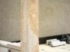 Sonderanfertigung aus Naturstein - Palisaden aus Sandstein / Sandstein pfosten / Zaunpfosten aus Sandstein / Natursteinpfosten / Sandsteinsäulen / Sandsteinpalisaden / Sandsteinstelen (Sandstein aus Polen, grau-gelb)