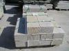 Sandstein (grau-gelb)..., Sandstein aus Polen