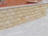 Sandstein-Verblendsteine (grau-gelb)..., Sandstein aus Polen