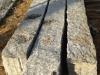 Spezielle Bestellung - Palisaden aus Granit (gespalten), Granitpfosten / Zaunpfosten aus Granit / Natursteinpfosten / Granitsäulen / Granitpalisaden / Granitstelen (grauer Granit aus Polen)