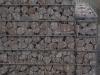 Gabionen-Mauer Kalkstein aus Polen für Gabionen - Gabionen Mauer/ Mauer aus Gabionen, Gabionenwand, Ziersteine / Eckige Steine aus Kalkstein für Gabionen (Natursteine aus Polen), Gabionenfüllung, Natursteinmauer, Gabionenzaun, Gabionenmauer, Naturstein für Gabionen, Naturstein aus Polen, Polengranit, schwedische Natursteine, Schroppen, Gabionenfüllung