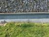 Natursteinmauer GRANIT (grau-gelb) aus Polen für Gabionen - Gabionen Mauer/ Mauer aus Gabionen, Gabionenwand, Natursteinmauer / Gabionensteine (Natursteine aus Polen), Gabionenfüllung, Natursteinmauer, Gabionenzaun, Gabionenmauer, Naturstein für Gabionen, Naturstein aus Polen, Polengranit, schwedische Natursteine, Schroppen, Gabionenfüllung
