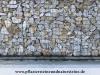 Gabionen-Mauer GRANIT (grau-gelb) aus Polen für Gabionen - Gabionen Mauer/ Mauer aus Gabionen, Gabionenwand, Natursteinmauer / Gabionensteine (Natursteine aus Polen), Gabionenfüllung, Natursteinmauer, Gabionenzaun, Gabionenmauer, Naturstein für Gabionen, Naturstein aus Polen, Polengranit, schwedische Natursteine, Schroppen, Gabionenfüllung
