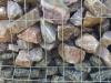 Kalkstein und Granit aus Polen für Gabionen – Gabionenwand, Gabionen Mauer/ Mauer aus GabionenZiersteine / Gemischte Natursteine für Gabionenkörbe (Beispiel), Gabionenfüllung, Natursteinmauer, Gabionenzaun, Gabionenmauer, Naturstein für Gabionen, Naturstein aus Polen, Polengranit, schwedische Natursteine, Schroppen