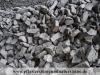 Basalt aus Polen für Gabionen – Gabionenfüllung / Basaltschotter 31,5-63 mm (grau-schwarz), Basalt für eine Gabionenmauer / Natursteinmauer, Gabionenwand