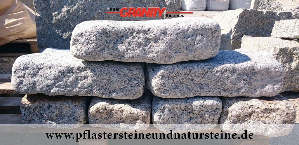 granit mauersteine ohne scharfe kanten produkte aus granit sandstein und transport b m granity. Black Bedroom Furniture Sets. Home Design Ideas
