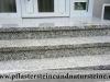 Treppen aus Granit (Sonderanfertigung ) - Foto von unseren Kunden (Granit aus Polen)