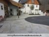 """Granit Mittelkorn heutzutage nicht erhältlich - Speziell, veraltete """"Antik-Platten"""" aus Granit - Variante A: die obere Fläche und Kanten geflammt"""
