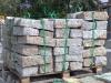Granit-Mauersteine / Naturstein-Mauer / Granit-Mauer (grau-gelb, Mittelkorn)..., Granit-Mauersteine aus Polen, Mauersteine für eine Natursteinmauer, Antik Mauersteine, Antik Mauer, Polengranit / Wasserbausteine