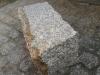 Granit-Mauersteine / Naturstein-Mauer / Granit-Mauer / Wasserbausteine, grau-gelb (Granit-Mauersteine aus Polen), Mauersteine für eine Natursteinmauer, Polengranit