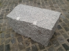Granit-Mauersteine / Naturstein-Mauer / Granit-Mauer / Wasserbausteine, grau, Feinkorn (Granit-Mauersteine aus Polen), Mauersteine für eine Natursteinmauer, Polengranit