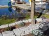 """Granit-Mauersteine getrommelt zurzeit nicht erhältlich - Referenzobjekt… Kundenfoto… getrommelte, veraltete, """"antik"""" Granit-Mauersteine / Naturstein-Mauer / Granit-Mauer ohne scharfe Kanten… (Granit-Mauersteine aus Polen), Mauersteine für eine Natursteinmauer, Antik Mauersteine, Antik Mauer, Polengranit"""