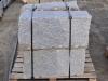 Granit-Mauersteine / Naturstein-Mauer / Granit-Mauer / Wasserbausteine, grau-gelb, Mittelkorn (Granit-Mauersteine aus Polen), Mauersteine für eine Natursteinmauer, Antik Mauersteine, Antik Mauer, Polengranit