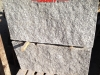Granit-Mauersteine / Naturstein-Mauer / Granit-Mauer / Wasserbausteine, grau, Mittelkorn (teilweise - gesägt, teilweise - gespalten)..., Granit-Mauersteine aus Polen, Mauersteine für eine Natursteinmauer, Polengranit