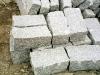Granit-Mauersteine / Naturstein-Mauer / Granit-Mauer / Wasserbausteine, Mittelkorn (Granit-Mauersteine aus Polen), Mauersteine für eine Natursteinmauer, Polengranit