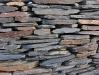 Schiefer, Schiefer-Trockenmauer, Schiefermauer, Mauersteine als Platten / Naturstein-Mauer / Schiefer-Mauer (Schiefer aus Polen), Mauersteine für eine Natursteinmauer, Rinde, Schüttgut, Gartensteine, Gabionensteine