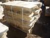 Grau-gelbe Sandsteinplatten aus Polen, grau-gelb-beige Sandsteinplatten, Referenzobjekt – Naturstein aus Polen, Sandstein aus Polen