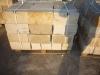 Grau-gelbe Sandsteinmauersteine/ grau-gelbe Sandsteinquader aus Polen, grau-gelbe Sandsteinblöcke, Herbstlaub-Mauersteine, Herbstlaub-Sandsteinquader, gelb-graue Herbstlaub-Sandsteinblöcke aus Polen, Referenzobjekt – Naturstein aus Polen, Sandstein aus Polen