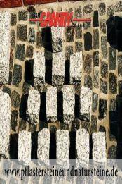 Granit-Pflastersteine, Granit-Würfel, Natursteinpflaster, Polengranit (grau, mittelkörnig, alle Seiten gespalten)..., Granit-Pflastersteine aus Polen, Naturstein aus Polen, Pflastersteine aus Polen, Pflastersteine aus Schweden, Naturstein aus Polen, preisgünstige Pflastersteine, preisgünstige Natursteine aus Polen.