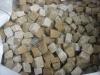 Sandstein-Pflastersteine, Sandstein-Würfel, Natursteinpflaster, grau-gelb, alle Seiten gespalten (Sandstein-Pflastersteine aus Polen), Naturstein aus Polen, Pflastersteine aus Polen, Pflastersteine aus Schweden, Naturstein aus Polen, preisgünstige Pflastersteine, preisgünstige Natursteine aus Polen.