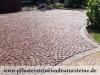 Antik Pflastersteine / Antikpflaster - Granit-Pflastersteine, Granit-Würfel, rot (Vanga - ein importiertes, schwedisches Material) - Foto von unseren Kunden, Pflastersteine aus Polen, Pflastersteine aus Schweden, Naturstein aus Polen und Schweden