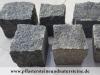 Pflastersteine aus Gabro, Natursteinpflastersteine (ein importiertes, ukrainisches Material, Farbe - dunkelgrau/schwarz, frostbeständig), Pflastersteine- gesägt-gespalten), Pflastersteine aus Polen, Pflastersteine aus Schweden, Naturstein aus Polen und Ukraine