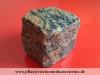 Pflastersteine aus Gneis - Gneis-Würfel - nass, allseitig gespalten (ein importiertes, skandinavisches Material), Pflastersteine aus Polen, Pflastersteine aus Schweden, Naturstein aus Polen und Schweden, Granit-Pflaster aus Polen