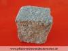 Granit-Pflastersteine, Granit-Würfel, rosa-grau (Bohus - ein importiertes, schwedisches Material) - trocken, allseitig gespalten, Naturstein aus Schweden, Granit aus Schweden, Pflastersteine aus Polen, Pflastersteine aus Schweden, Naturstein aus Polen und Schweden, Granit-Pflaster