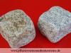 """Granit-Pflastersteine GRAU-GELB - """"Herbstlaub"""", Granit-Würfel, Natursteinpflaster, allseitig gespalten und zusätzlich getrommelt (Antik Pflastersteine, Antikpflaster, getrommelte Pflastersteine), grau-gelb und grau, Mittelkorn, trocken (Pflastersteine aus polnischem Granit... Natursteine aus Polen), Pflastersteine aus Polen, Pflastersteine aus Schweden, Naturstein aus Polen, preisgünstige Pflastersteine, preisgünstige Natursteine aus Polen."""
