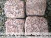 Antik Pflastersteine / Antikpflaster - Granit-Pflastersteine, Granit-Würfel / Gerölltsteinpflaster (rustikal, getrommelt, gerundet und ohne scharfe Kanten)..., rot, Vanga - ein importiertes, schwedisches Material (trocken), Pflastersteine aus Polen, Pflastersteine aus Schweden, Naturstein aus Polen, Granit-Pflaster aus Schweden