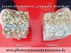 Granit-Pflastersteine, Granit-Würfel, Natursteinpflaster, allseitig gespalten, grau-gelb, Mittelkorn, nass und trocken (Pflastersteine aus polnischem Granit... Natursteine aus Polen), Pflastersteine aus Polen, Pflastersteine aus Schweden, Naturstein aus Polen, günstiger, schlesischer Granit aus Polen, Granit aus Schlesien, Granit-Pflaster aus Polen, preisgünstige Pflastersteine, preisgünstige Natursteine aus Polen.