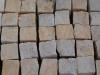 Sandstein-Pflastersteine, Sandstein-Würfel, Natursteinpflaster, gesägt (grau-gelb)..., Sandstein-Pflastersteine aus Polen, Naturstein aus Polen, Pflastersteine aus Polen, Pflastersteine aus Schweden, Naturstein aus Polen