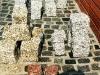 Granit-Pflastersteine, Granit-Würfel, Natursteinpflaster, Polengranit, alle Seiten gespalten (Granit-Pflastersteine aus Polen), Naturstein aus Polen, Pflastersteine aus Polen, Pflastersteine aus Schweden, Naturstein aus Polen, preisgünstige Pflastersteine, preisgünstige Natursteine aus Polen.