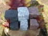 Granit-Pflastersteine, Granit-Würfel, Natursteinpflaster, Polengranit, gespalten (schwarz /SCHWEDE/, grau, Mittelkorn und rot /VANGA/), Pflastersteine aus Polen, Pflastersteine aus Schweden, Naturstein aus Polen, günstiger, schlesischer Granit aus Polen, Granit aus Schlesien, Granit-Pflaster aus Polen und Schweden