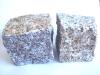 Granit-Pflastersteine, Granit-Würfel, Natursteinpflaster, Polengranit (grau-gelb /s.g. 'Herbstlaub'/, mittelkörnig, alle Seiten gespalten)..., Granit-Pflastersteine aus Polen, Naturstein aus Polen, Pflastersteine aus Polen, Pflastersteine aus Schweden, Naturstein aus Polen, preisgünstige Pflastersteine, preisgünstige Natursteine aus Polen.