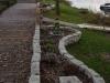 """Granit-Mauersteine getrommelt zurzeit nicht erhältlich - Referenzobjekt… Kundenfoto… getrommelte, veraltete, """"antik"""" Granit-Mauersteine / Naturstein-Mauer / Granit-Mauer ohne scharfe Kanten…"""