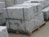 Granit-Mauersteine, grau, Mittelkorn