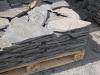 Schiefer, Schieferplatten, Schiefer-Trockenmauer, Schiefermauer