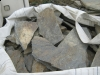 Schiefer, Mauersteine als Platten, Schiefer-Trockenmauer, Schiefermauer