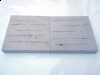 Sandstein-Platten, grau-gelb (gespitzt)..., Sandstein aus Polen, Naturstein – Sandstein für eine Natursteinmauer, Mauersteine, Quader, Pflastersteine, Gartenwege, Fassadensteine, Gartenplatten, Gehwegplatten, Platten und Mauersteine, Schüttgut, Gartensteine, Gabionensteine, Naturstein aus Polen, Sonderanfertigung aus Sandstein, Polensandstein