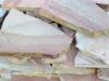 Sandstein-Platten (Polygonal-Platten)..., Sandstein, Naturstein – Sandstein für eine Natursteinmauer, Mauersteine, Quader, Pflastersteine, Gartenwege, Fassadensteine, Gartenplatten, Gehwegplatten, Platten und Mauersteine, Schüttgut, Gartensteine, Gabionensteine, Naturstein aus Polen, Sonderanfertigung aus Sandstein, Polensandstein aus Polen