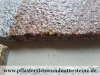 """NEU """"Antikplatten"""", Granit-Antikplatten, """"Gredplatten"""", veraltete Platten (nass - Beispiel)"""