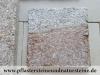 """""""Antikplatten"""", """"Gredplatten"""", """"Krustenplatten"""" veraltete Platten (trocken - Beispiel)..., Granit aus Polen, Platten für den Garten- und Landschaftsbau, Gehwegplatten, Abdeckplatten, Polygonalplatten, Terrassenplatten, Naturstein aus Polen, unterschiedliche Farben, Formate"""